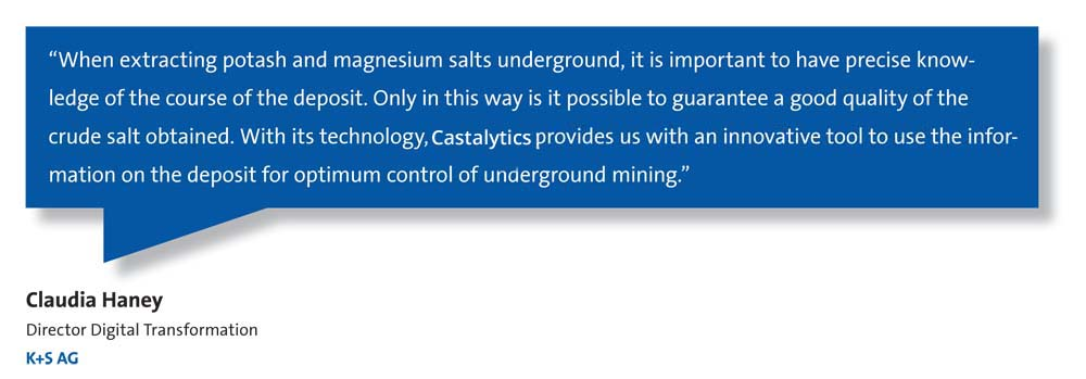 Kpluss customer quote castalytics